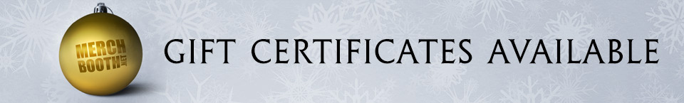 MerchBooth Gift Certificates